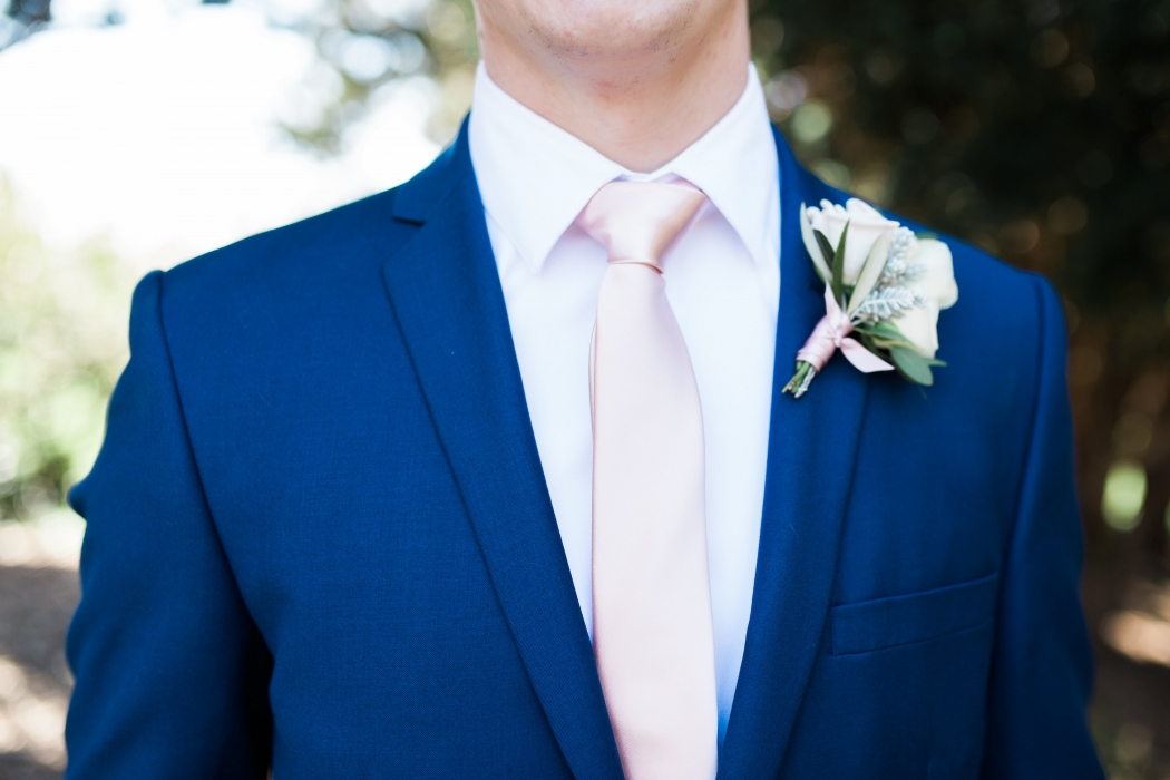The boutonniere}