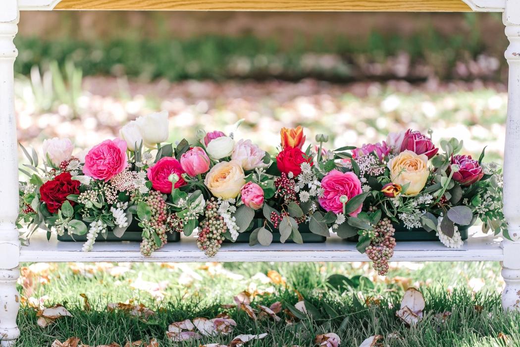 Floral Detail}