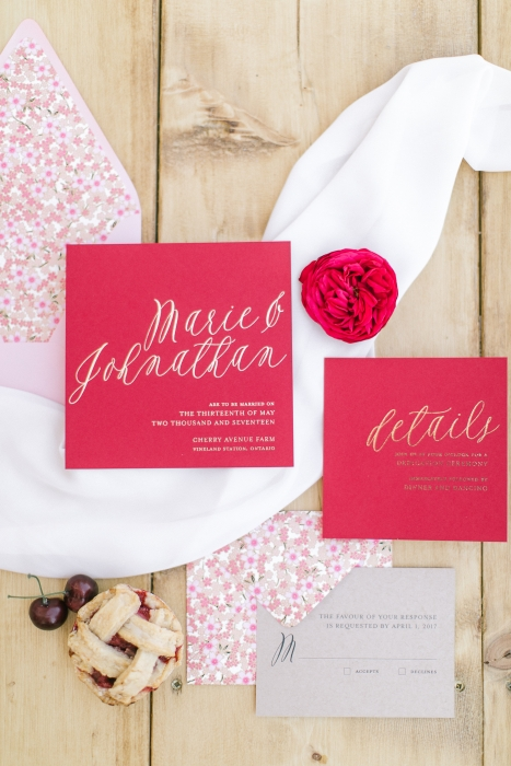 Invitations by Simply Sealed}