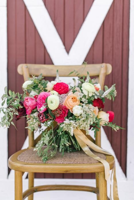 The bouquet}