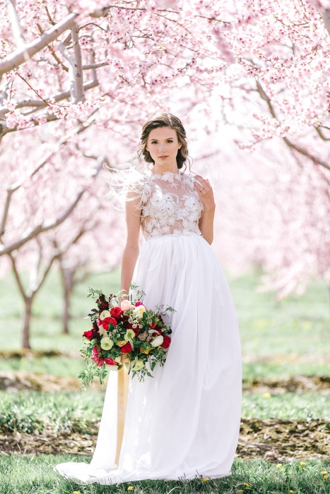 Wins Designs gown}