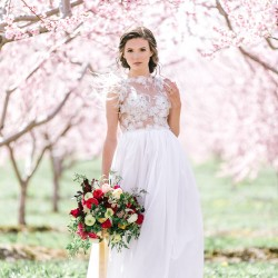 Wins Designs gown
