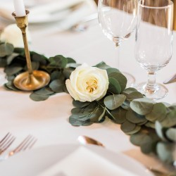 Cambium Farms wedding table