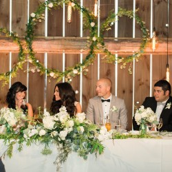 Cambium Farms, Head table