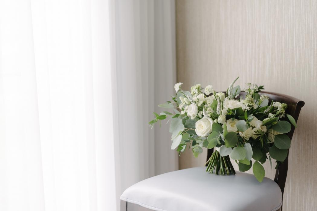 Emily's bouquet}