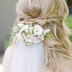 Andrea's Impressions Photography, Bridal Hair Comb