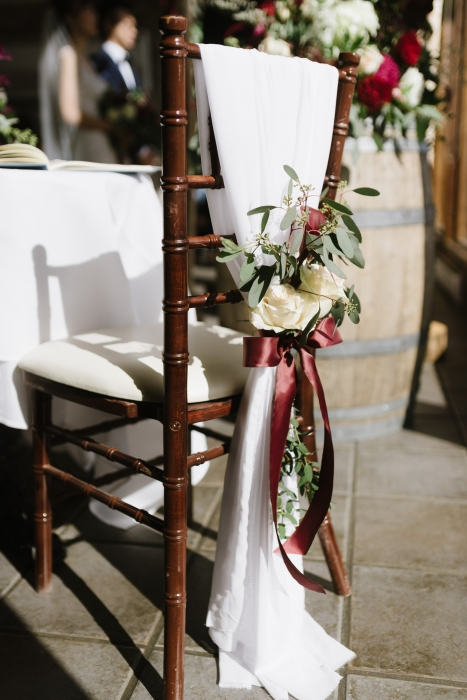 Mango Studios Photography, Chair Design at Vineland Estates Winery