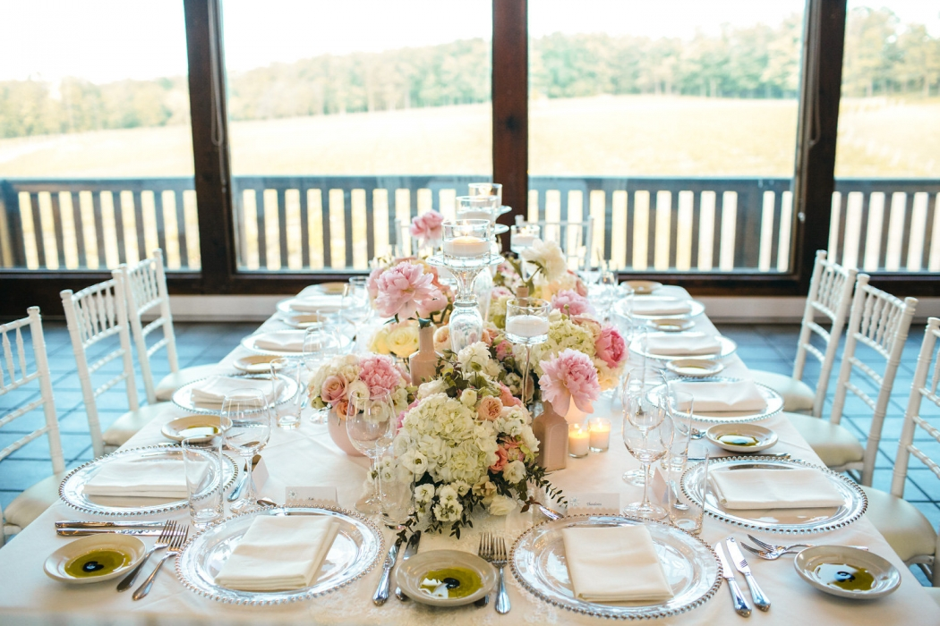 Jessica Little Photography, Vineland Estates Winery Tablescape