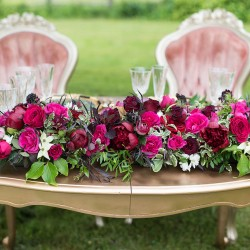 Verviene Studios, Sweetheart table
