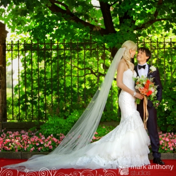 Melanie & Cody Wedding at Graydon Hall, Toronto, Mark Anthony Photography