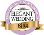 Wine Country Floral featured in Ellegant Wedding Magazine Blog